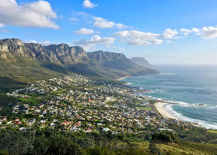 Paragliden Südafrika